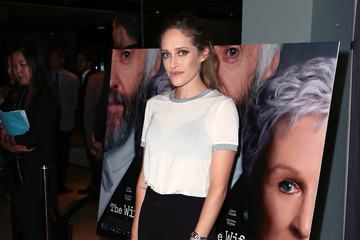 Carly Chaikin Sony Pictures Classics' Los Angeles Premiere Of 'The Wife' - Arrivals