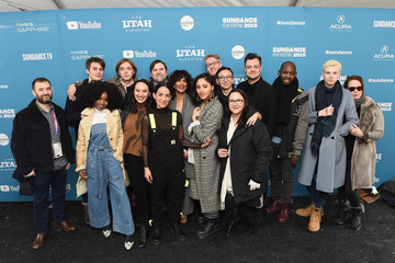 Carly Hugo 2019 Sundance Film Festival - 'Share' Premiere