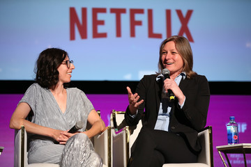 Carly Mensch Netflix - Rebels And Rules Breakers For Your Consideration Event - Panels