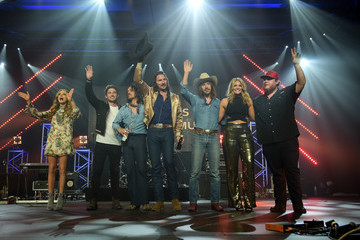 Carly Pearce Cameron Duddy CRS 2018 - Day 3: Wednesday, Feb. 7 - New Faces of Country Music Show