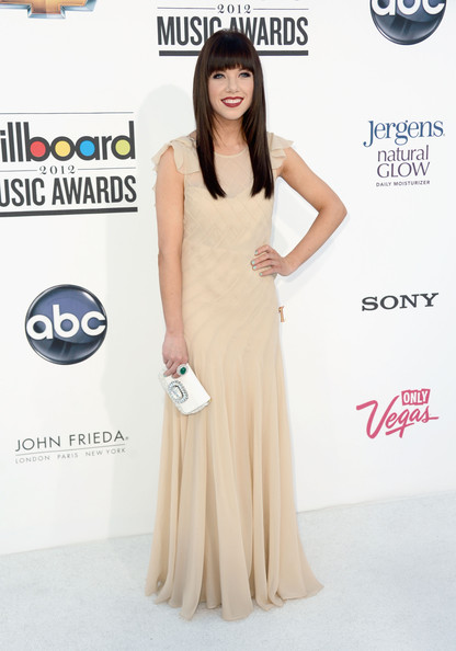 Carly Rae Jepsen - 2012 Billboard Music Awards - Arrivals