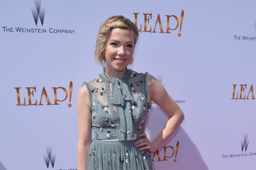 Carly Rae Jepsen Premiere of The Weinstein Company's 'Leap!' - Arrivals