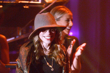 Carly Simon 2016 Pre-GRAMMY Gala And Salute to Industry Icons Honoring Irving Azoff - Show