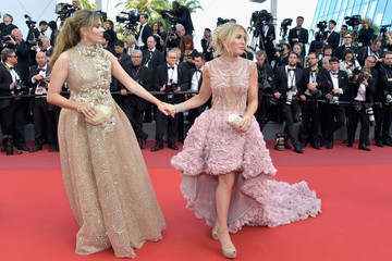 Carly Steel 'The Meyerowitz Stories' Red Carpet Arrivals - The 70th Annual Cannes Film Festival