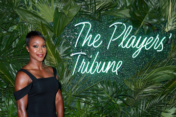 Carmelita Jeter The Players' Tribune Hosts Players' Night Out 2017