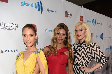 Carmen Carrera 25th Annual GLAAD Media Awards - Red Carpet