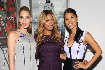 Carmen Carrera 'Laverne Cox Presents: The T Word' Screening