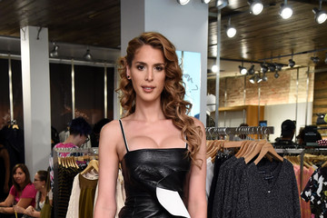 Carmen Carrera Shop & Rock with French Connection X Handsome Ghost at FC Soho + Live Artist Personalization