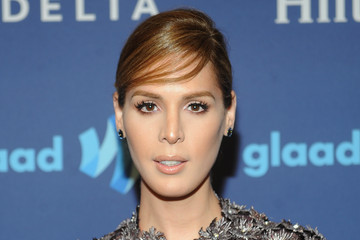 Carmen Carrera Ketel One Vodka Hosts The VIP Red Carpet Suite At The 26th Annual GLAAD Media Awards In New York