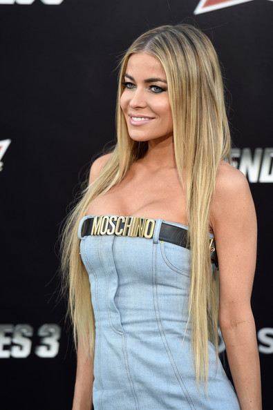 Carmen Electra - 'The Expendables 3' Premieres in Hollywood