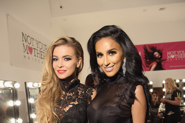 Carmen Electra Wantmylook By Lilly Ghalichi - Backstage - Style360 Spring 2015