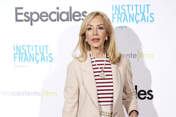 "Carmen Lomana ""Especiales"" Madrid Photocall"