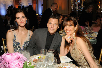 Carol Alt Dennis Basso FIT's Annual Gala to Honor Dennis Basso, John and Laura Pomerantz and QVC - Inside
