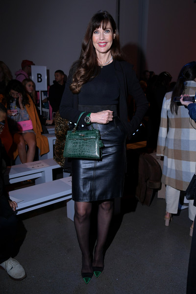 Nicole Miller - Front Row - February 2020 - New York Fashion Week: The Shows
