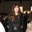 Carol Alt Dennis Basso - Front Row - February 2020 - New York Fashion Week: The Shows