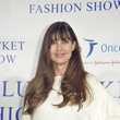 Carol Alt The Blue Jacket Fashion Show At NYFW