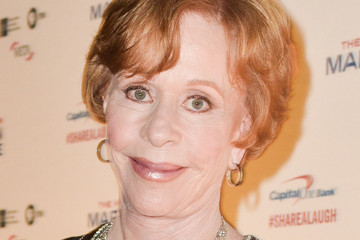 Carol Burnett Arrivals at the Mark Twain Prize for American Humor