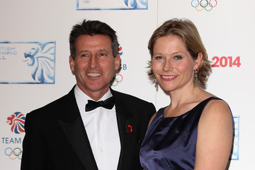 Carole Annett Arrivals at the British Olympic Ball