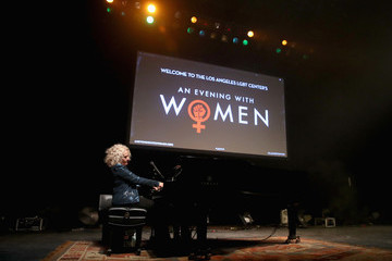 Carole King Los Angeles LGBT Center's 'An Evening With Women'