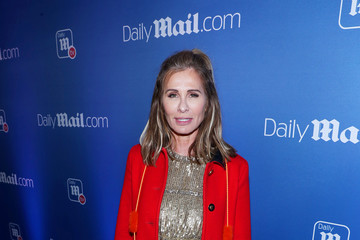 Carole Radziwill DailyMail.com And DailyMailTV 2019 Holiday Party At Cathédrale