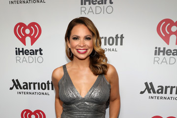 Carolina Bermudez iHeartRadio Fiesta Latina - Red Carpet