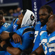 Michael Oher Mike Tolbert Photos