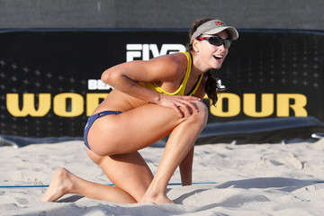 Carolina Solberg Salgado FIVB Berlin Smart Grand Slam: Day 2