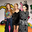Caroline D'Amore Stacey Bendet And Paris Jackson Celebrate The Launch Of Keith Haring x Alice + Olivia