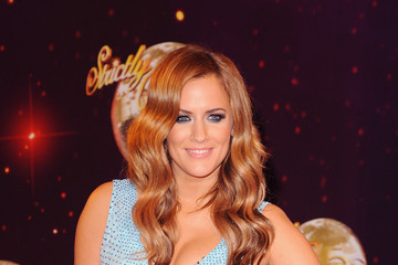 Caroline Flack 'Strictly Come Dancing' Launch