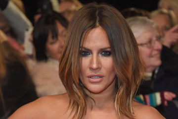 Caroline Flack National Television Awards - Red Carpet Arrivals