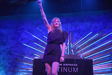 Caroline Hjelt American Express Celebrates the New Platinum Card With Hamilton Takeover Experience in New York City