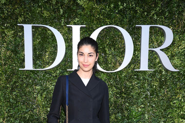 Caroline Issa Christian Dior Celebrates 70 Years of Creation - Exhibition At Musee des Arts Decoratifs - Photocall
