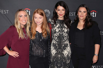 Caroline Kepnes The Paley Center For Media's 2018 PaleyFest Fall TV Previews - Lifetime - Arrivals