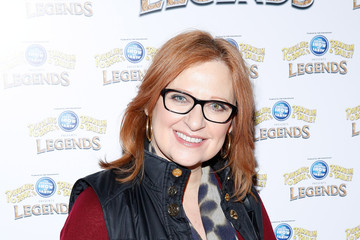 Caroline Manzo Arrivals at the 'Legends' Show
