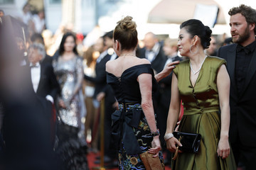 Caroline Scheufele 'Based on a True Story' Red Carpet Arrivals - The 70th Annual Cannes Film Festival