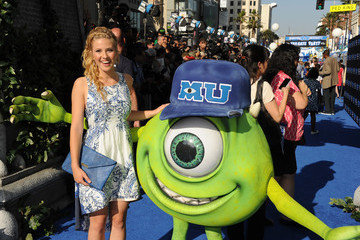 Caroline Sunshine 'Monsters University' Premieres in Hollywood — Part 5