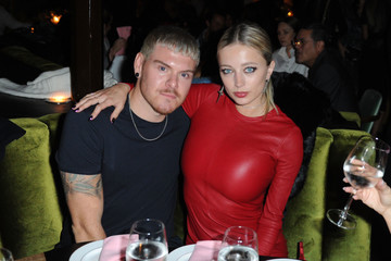 Caroline Vreeland Jeffrey Rudes and Flaunt Celebrate the Men's Collection and the Elements Issue at Ron Herman