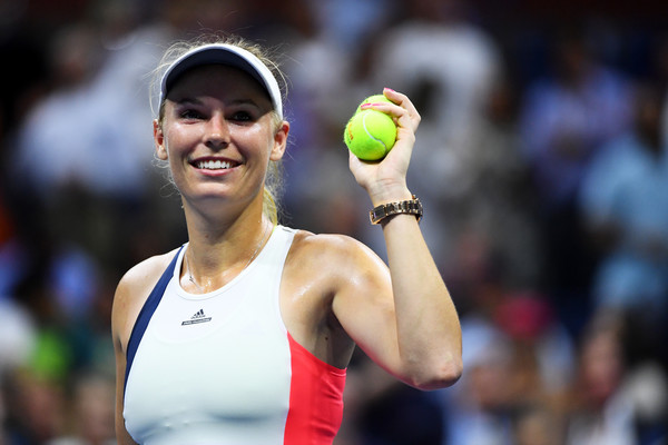 Caroline Wozniacki Sidesteps Retirement Talk As She Cruises To The US Open Semifinals