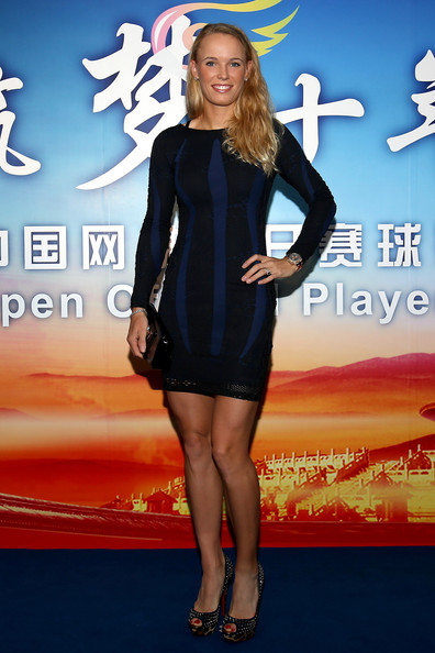 china open day 3 in this photo caroline wozniacki caroline wozniacki ...