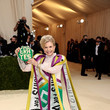 Carolyn B. Maloney The 2021 Met Gala Celebrating In America: A Lexicon Of Fashion - Arrivals