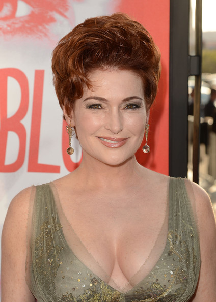 Carolyn Hennesy Photos Premiere Of Hbo S Quot True Blood