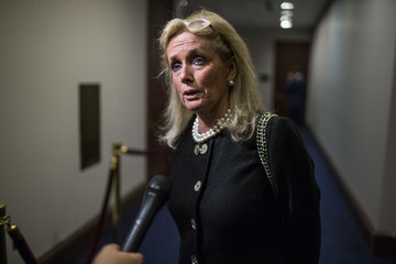 Carolyn Maloney House Lawmakers Speak To Reporters On Capitol Hill