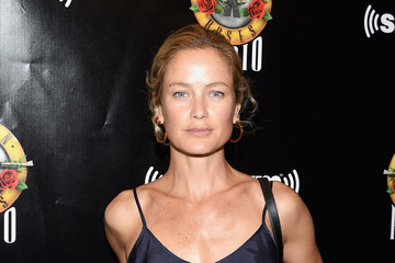 Carolyn Murphy SiriusXM's Private Show With Guns N' Roses At The Apollo Theater Before Band Embarks On Next Leg Of Its North American 'Not In This Lifetime' Tour