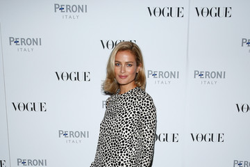 Carolyn Murphy The Visionary World of Vogue Italia Exhibition