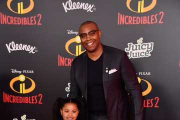 "Caron Butler Premiere Of Disney And Pixar's ""Incredibles 2"" - Arrivals"