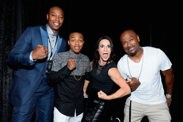 Caron Butler Showtime's Floyd 'Money' Mayweather V. Andre Berto Fight