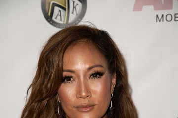 Carrie Ann Inaba Tyra Banks And Ace King Productions Celebrate The Release Of The 'America's Next Top Model' Mobile Game - Arrivals