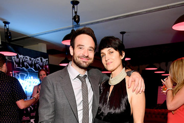 Carrie-Anne Moss 'Marvel's The Defenders' New York Premiere - After Party