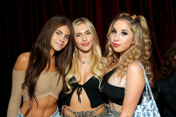 Carrie Berk Sierra Peeler Society Fashion Week Presents The House Of Barretti Designer Teen Afterparty At NYFW