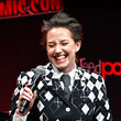 Carrie Coon New York Comic Con 2021 - Day 2